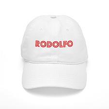 Retro Rodolfo (Red) Baseball Cap