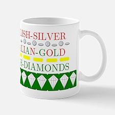 Irish Diamonds Mug