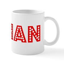 Retro Rohan (Red) Mug