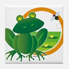 Froggy Tile Coaster