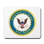 Naval Reserve Mousepad