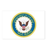 Naval Reserve Postcards (Package of 8)