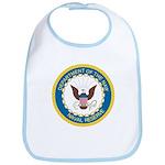 Naval Reserve Bib