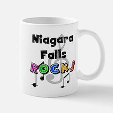 Niagara Falls Rocks Mug
