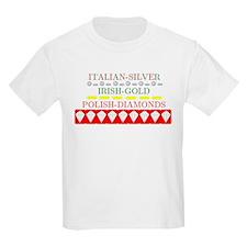 Polish Diamonds T-Shirt