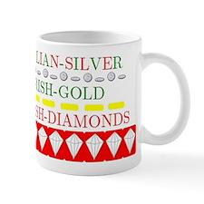 Polish Diamonds Mug