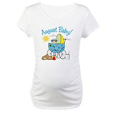 AUGUST BABY! (in stroller) Shirt