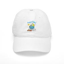 AUGUST BABY! (in stroller) Baseball Cap