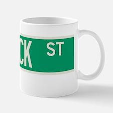 Dominick Street in NY Mug