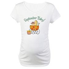 SEPTEMBER BABY! (in stroller) Shirt