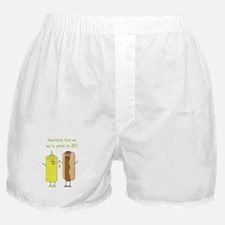 Best Friends Forever Boxer Shorts