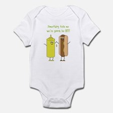 Best Friends Forever Infant Bodysuit