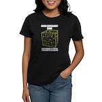 Borg Genealogy Cube Women's Dark T-Shirt