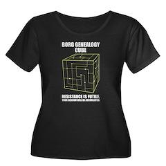 Borg Genealogy Cube T