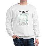 Borg Genealogy Cube Sweatshirt
