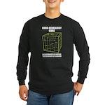 Borg Genealogy Cube Long Sleeve Dark T-Shirt
