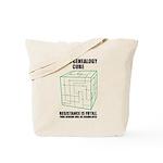 Borg Genealogy Cube Tote Bag