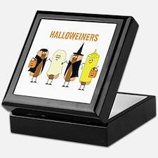 Halloweiners Keepsake Box