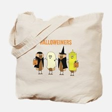 Halloweiners Tote Bag