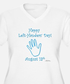 Left Handers' Day T-Shirt