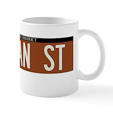 Sullivan Street in NY Mug