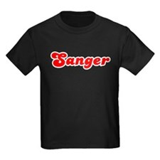 Retro Sanger (Red) T