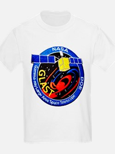 GLAST DOE Patch T-Shirt