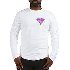 Super RN - Pink Long Sleeve T-Shirt
