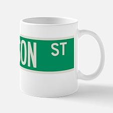 Clarkson Street in NY Mug