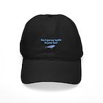 Tackle Box Sharing Black Cap
