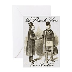 Thank you, Masonically Greeting Card