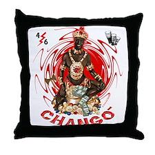 Chango Throw Pillow