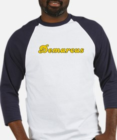Retro Demarcus (Gold) Baseball Jersey
