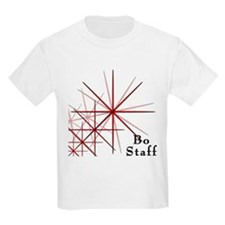 Martial Arts Bo Staff T-Shirt
