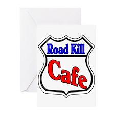 Road Kill Greeting Cards (Pk of 10)