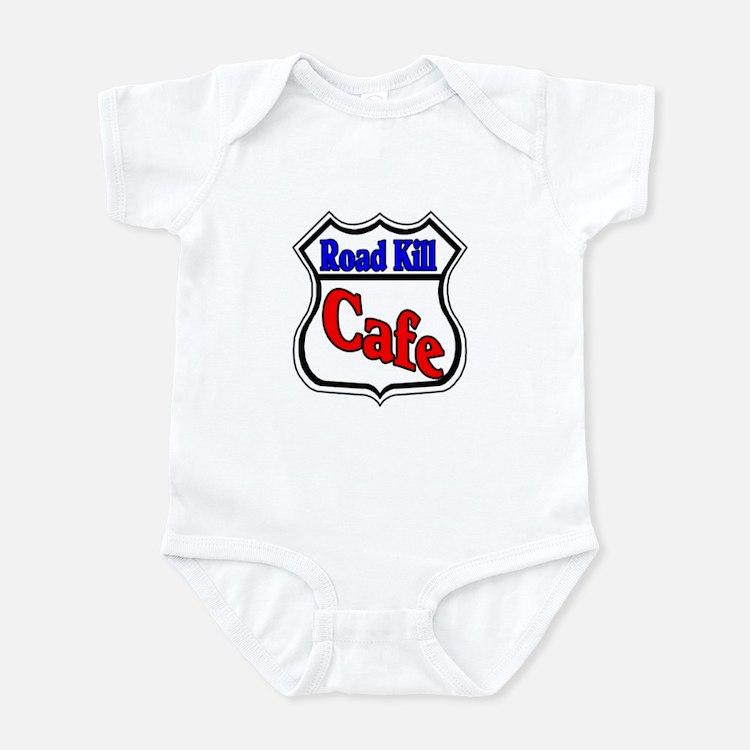 Road Kill Infant Bodysuit