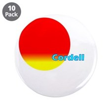 """Cordell 3.5"""" Button (10 pack)"""
