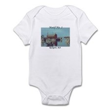 Motif No. 1 Infant Bodysuit