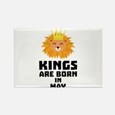 Kings are born in MAY Cyy84 Magnets