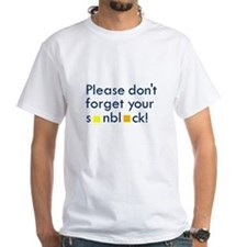 Please Don't Forget Shirt