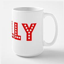 Retro Sally (Red) Mug