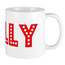 Retro Sally (Red) Mug