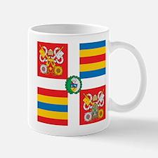 Swiss Guard Banner Mug