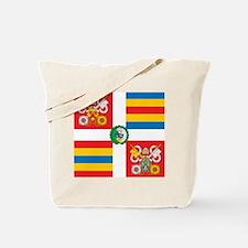 Swiss Guard Banner Tote Bag