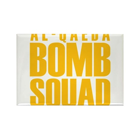 Al Qaeda Bomb Squad Rectangle Magnet (100 pack)