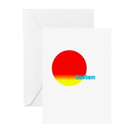 Colten Greeting Cards (Pk of 10)