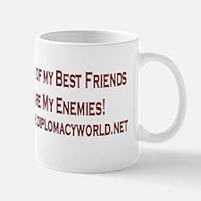 Friends and Enemies Mug