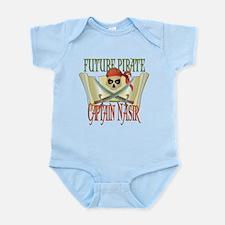 Captain Nasir Infant Bodysuit