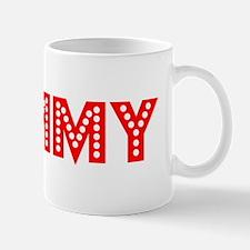 Retro Sammy (Red) Mug