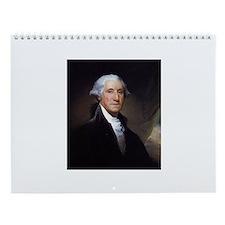 Presidential Wall Calendar